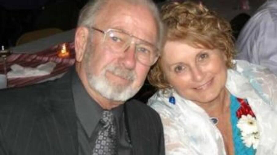 Dick e Shirley Meek