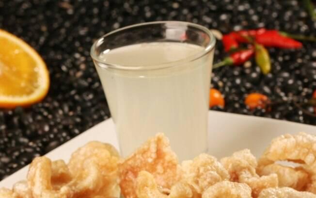 Foto da receita Batida de limão pronta.