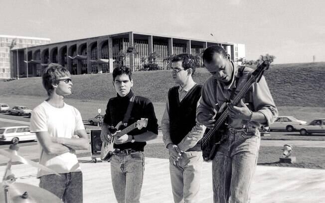 Renato entrou para o grupo pouco antes das gravações do primeiro LP da banda. Foto: Divulgação
