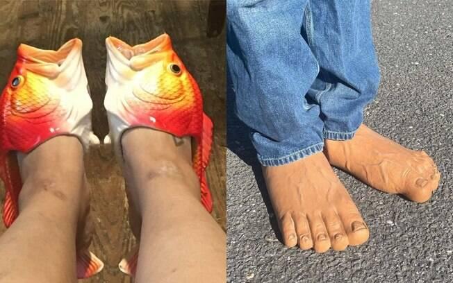 7 sapatos mais polêmicos (e bizarros) que já vimos na internet