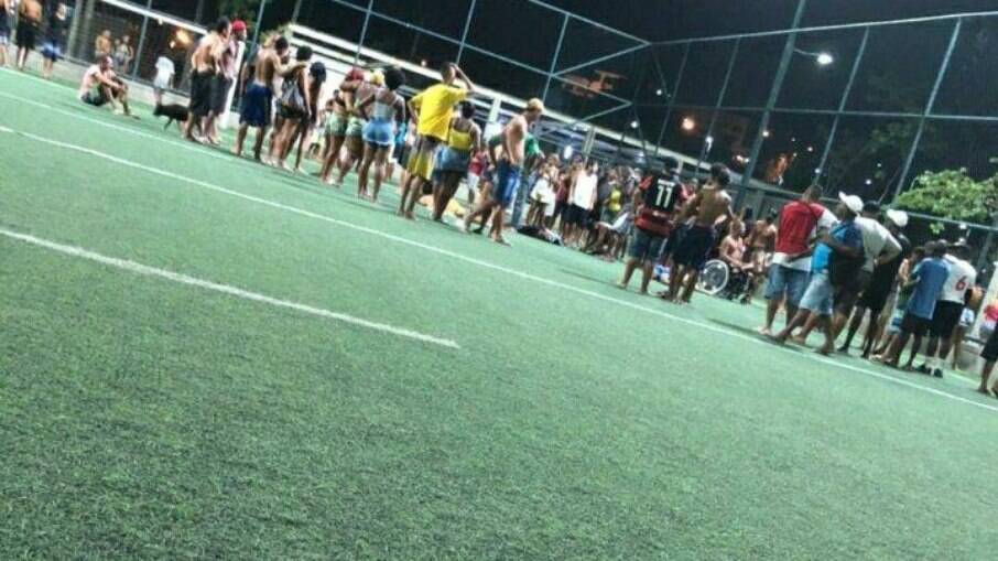 Briga no futebol em Madureira, RJ termina em morte