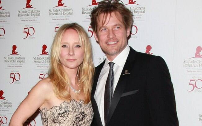 Anne Heche e James Tupper