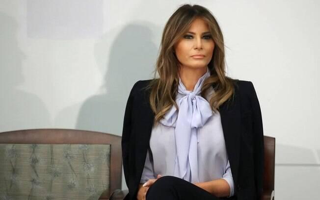 Melania Trump, primeira-dama americana