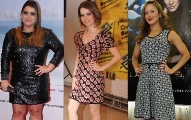 Preta Gil, Sandy e Claudia Leitte: cantoras no comando do