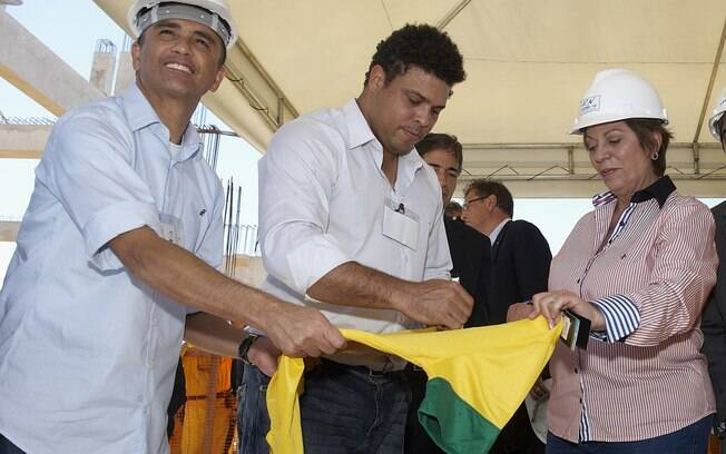 Ronaldo e Bebeto