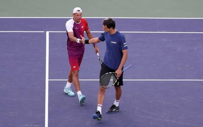 Melo e Kubot são vice-campeões do Masters 1000 de Indian Wells