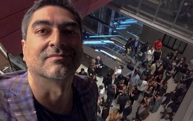 No jornalismo, Zeca Camargo chegou a ser condenado por crônica de Cristiano Araújo