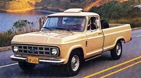 Robustez e conforto eram sinônimo da Chevrolet C-10