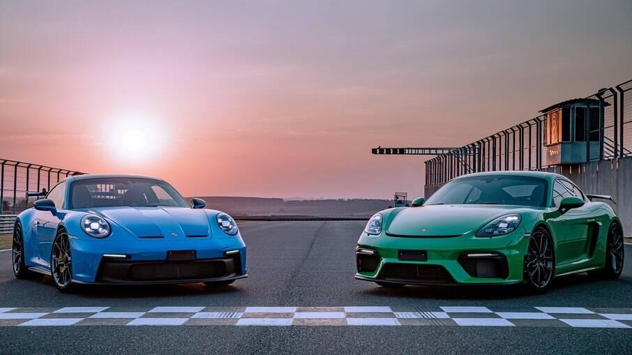 Porsche 911 GT3 e 718 GT4: o resultado de duas décadas de refinamento