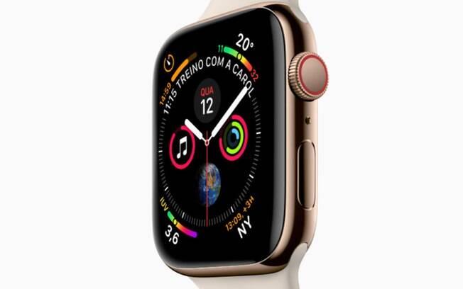Apple Watch auxilia na proteção à saúde
