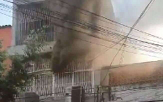 Explosão ocorreu em Niterói