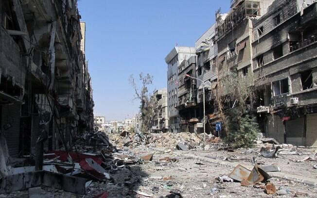 Oposição síria culpou governo e aliados por violações do cessar-fogo