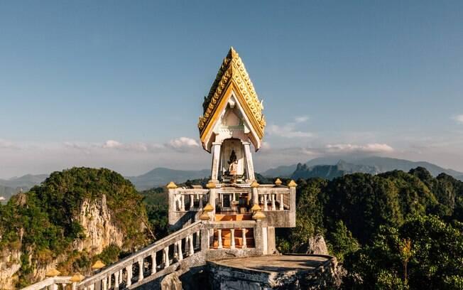 Krabi é responsável por fazer com que a Tailândia seja o destino asiático mais procurado por turistas brasileiros