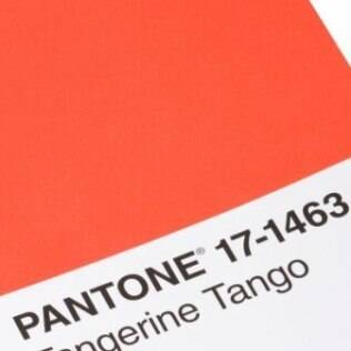 Tangerine Tango, a cor do ano