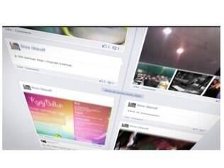Recurso criado pelo Facebook permite criar um vídeo com informações do usuário