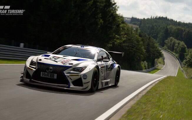Gran Turismo Sport: uma das franquias mais icônicas entre os jogos eletrônicos de corrida tem boa parte gráfica
