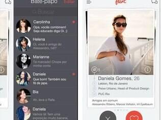 Flert usa lista do Facebook para iniciar relacionamentos amorosos. Grátis para iOS