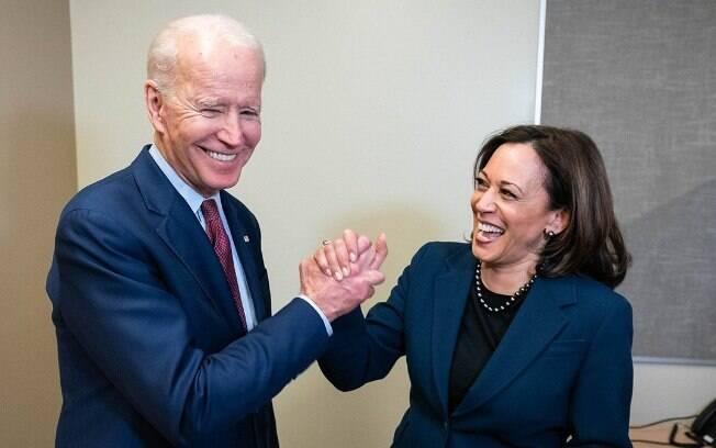 Vitórias desta quarta-feira aproximaram o candidato democrata da presidência