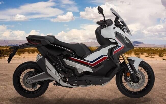 Honda X-ADV agora traz mais equipamentos e tecnologias que auxiliam o condutor