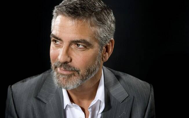George Clooney: o equivalente masculino a um bom vinho