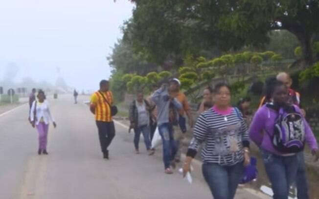 Roraima passou a receber imigrantes da Venezuela nos últimos dois anos e já abriga cerca de 50 mil imigrantes