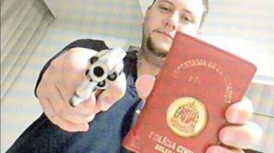 Walter Delgatti Neto, conhecido com Vermelho, é um dos acusados de invadir o celular de Moro