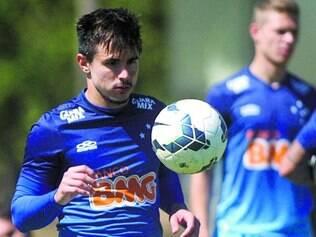 """Cautela. Para Willian, segundo turno será mais difícil, pois o Cruzeiro passou a ser o """"alvo"""""""