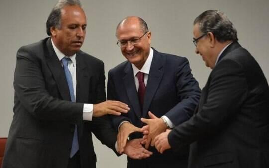 SP, RJ e MG assinam acordo para transposição do rio Paraíba do Sul - Brasil - iG