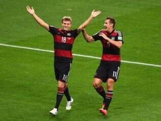 Meio-campo alemão marcou dois gols na partida contra o Brasil, no Mineirão
