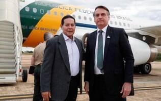 Bolsonaro analisa proposta de aposentadoria para militares nesta quarta-feira