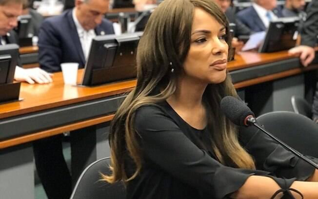 Deputada participou da CCJ que discutiu a prisão após segunda instância