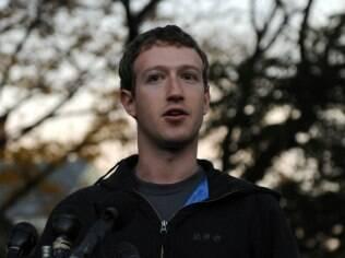 Zuckerberg: mais uma patente para o Facebook