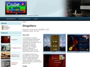 Clube NCL, criado pela PUC-Rio, têm 49 aplicativos para Ginga em português