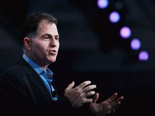 Michael Dell se desapontou com Android e planeja produtos com Windows 8