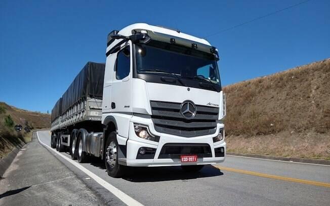 Mercedes Actros 2648
