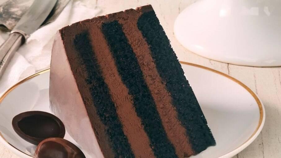 Aprenda a fazer o Devil's Cake sem complicação