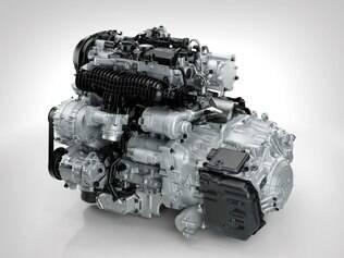 Motor 2.0 rende 245 cv de potência e 35,7 kgfm de torque