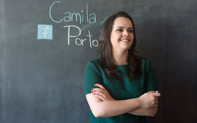 Camila Porto dá aulas online sobre marketing e estratégias de vendas nas redes sociais