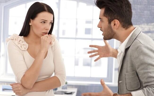 Com certas frases e atitudes os casais sepultam a possibilidade de um diálogo construtivo