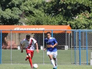 Jogador atuou pelo Sub-20 do Cruzeiro e disputará o Mineiro pelo Tupi