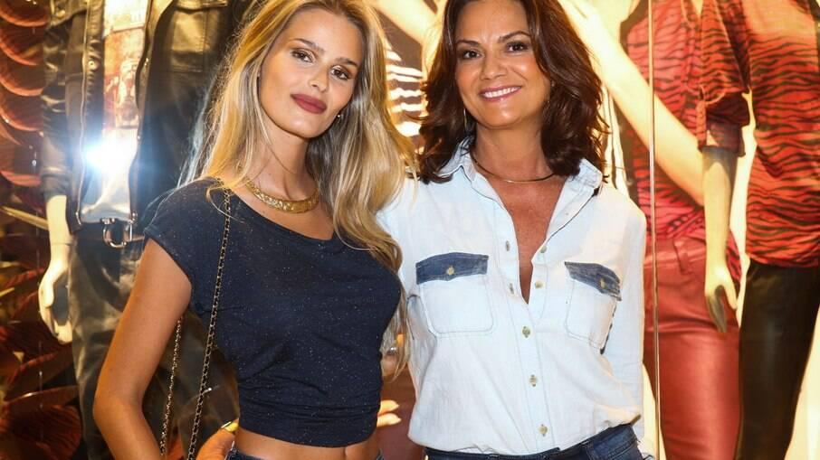 Luiza Brunet sai em defesa de Yasmin Brunet