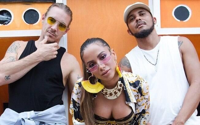 Anitta e Major lazer lançaram nova música e clipe foi notícia na mídia internacional