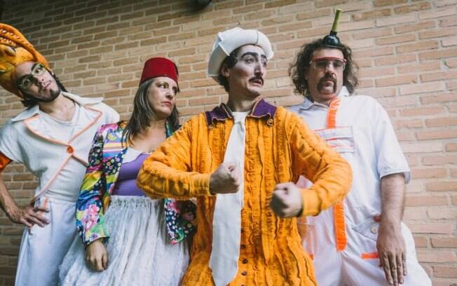 Espetáculo de Campinas traz música e arte circense neste sábado