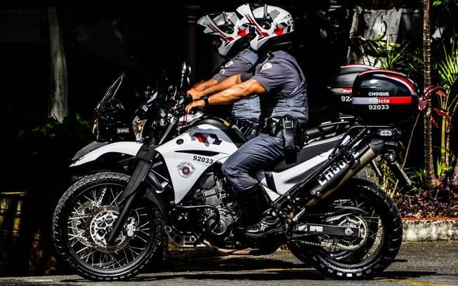 A Ronda Ostensiva com Apoio de Motocicletas foi criada em 1982