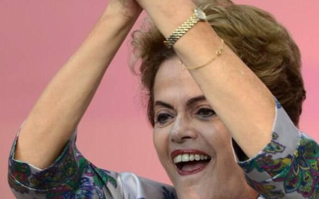 Dilma diz, em mensagem de Ano-Novo, que está otimista com 2016