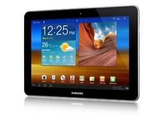 Galaxy Tab: centro da disputa entre Apple e Samsung na Alemanha