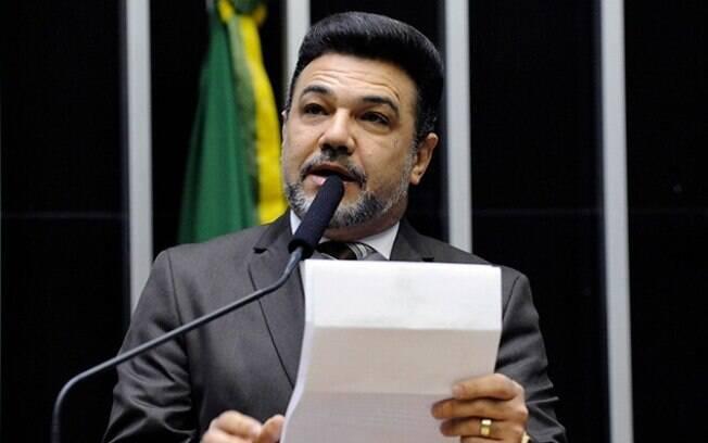 Deputado federal Pr. Marco Feliciano