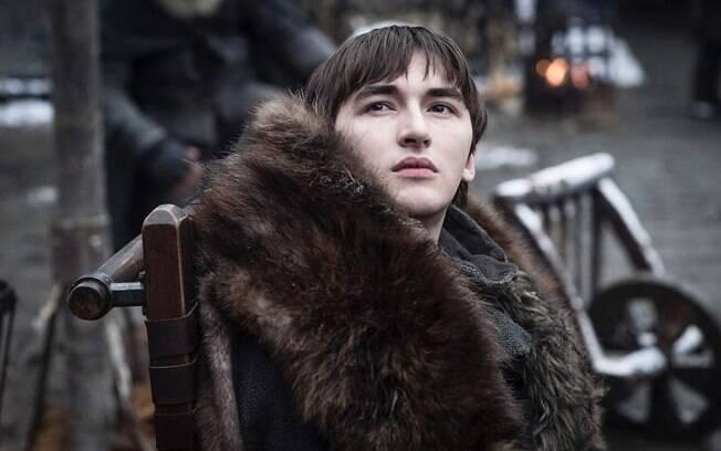 Bran Stark é o personagem mais racional da série. Recorrer à razão e fugir da impulsividade é uma atitude virginiana