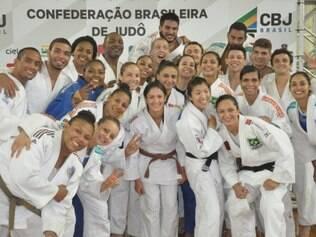 Seleção brasileira de judô foi formada em seletiva no Rio de Janeiro e dos 25 atletas selecionados 12 são novatos na equipe
