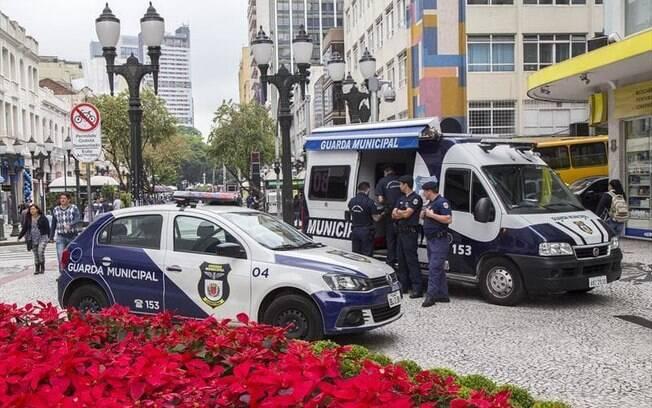Guarda Municipal de Curitiba